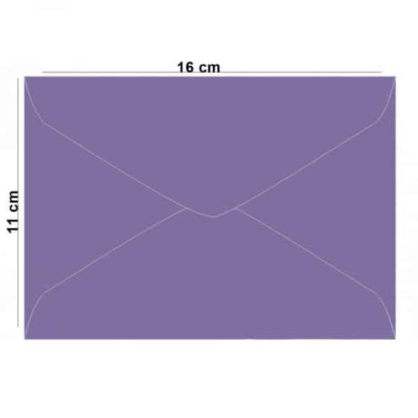 molde envelope carta