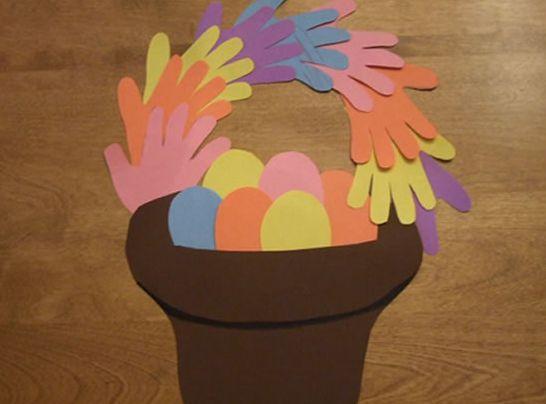 Fazer artesanato de Páscoa com cartolina deixará suas crianças muito mais animadas (Foto: Divulgação)