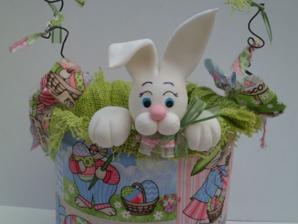 Artesanato de Páscoa com latinha é uma ótima opção para deixar sua Páscoa mais divertida (Foto: Divulgação)