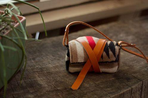 Esta bolsa para câmera deixará seus momentos de fotógrafa muito mais charmosos e diferenciados (Foto: Divulgação)