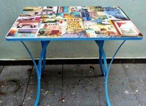 A reciclagem de móveis é ótima saída para repaginar o visual de sua casa gastando pouco (Foto: Divulgação)
