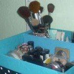 Caixa de Maquiagem Passo a Passo