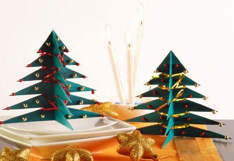 Este centro de mesa natalino também pode ser utilizado em outros cantinhos de seu lar (Foto: Divulgação)