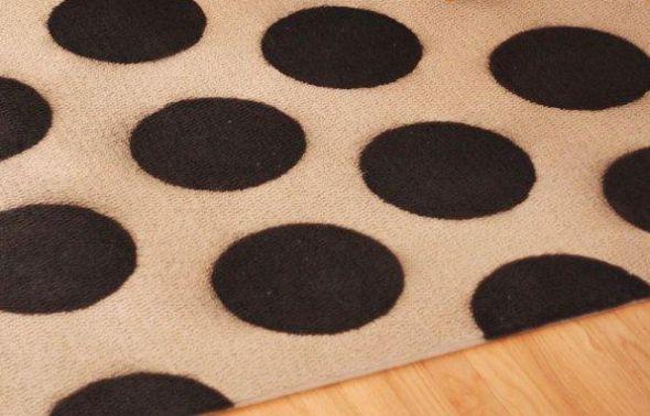 É muito fácil renovar um tapete, e você nem gastará muito (Foto: Divulgação)
