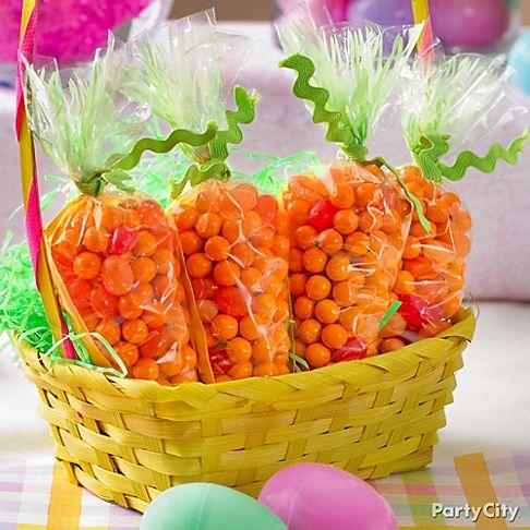 cenoura de pascoa com doces