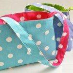 Esta bolsa reversível para dia das mães é versátil, útil e muito linda (Foto: Divulgação)