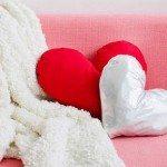 Passo a Passo Almofada de Coração para Dia das Mães