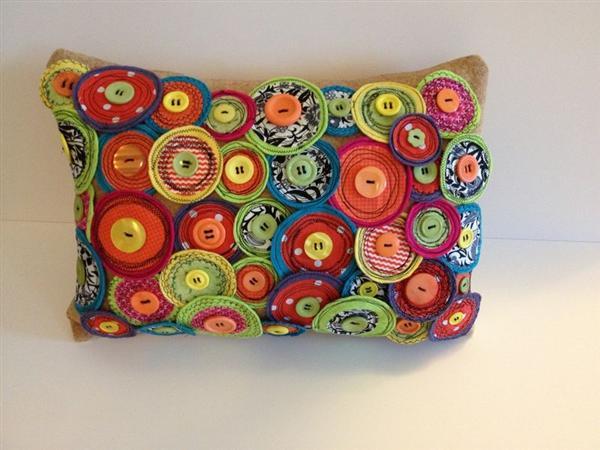 almofadas de retalhos (Custom)