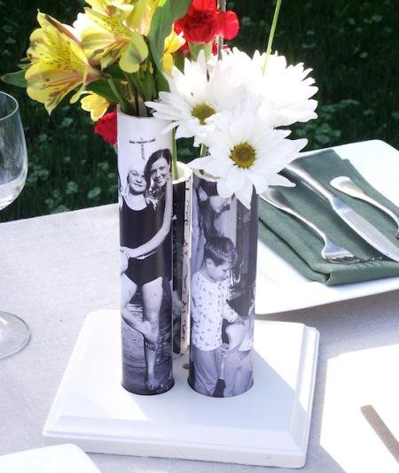 Este vaso personalizado para dia das mães deixará a casa de sua mãe muito mais bonita (Foto: Divulgação)