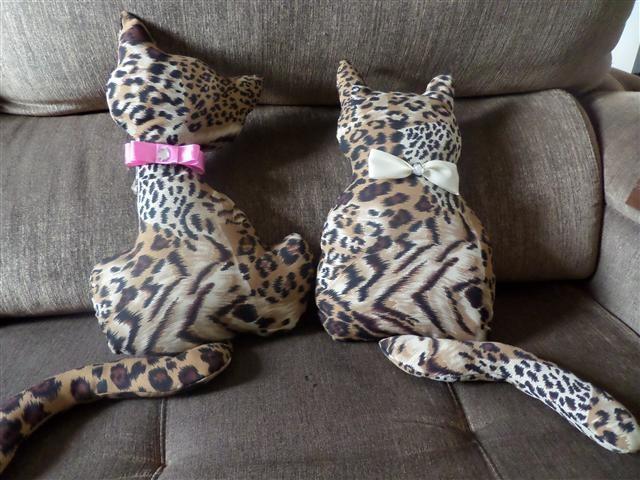 almofada de gatinho