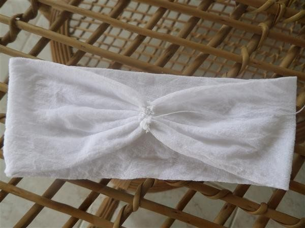tiara de meia
