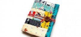 Para deixar o seu dia a dia mais prático, invista nesta carteira organizadora, que é muito fácil de ser feita (Foto: academiacraft.com)