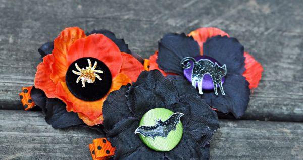Este enfeite de Halloween pode ficar posicionado em qualquer cantinho de sua festa (Foto: getcreativejuice.com)