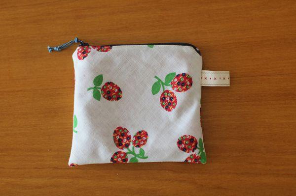 Esta bolsinha com zíper é muito fácil de ser feita, muito fácil mesmo, mas tem possibilidades de uso ilimitadas (Foto: minhasinger.com.br)