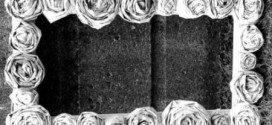 Rosas de Jornal Passo a Passo