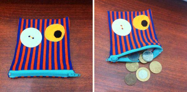 Faça um porta-moedas monstrinho e divertida a adultos e crianças (Foto: minhasinger.com.br)