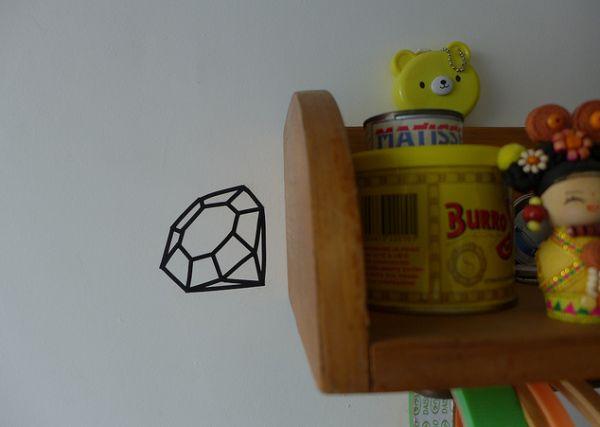 Artesanato com fita isolante pode te surpreender (Foto: superziper.com)