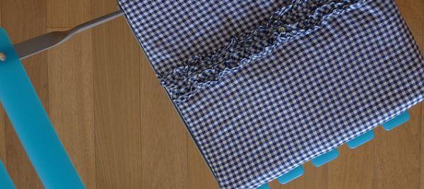 Faça uma capa de almofada feita de camisa e surpreenda a sua família (Foto: superziper.com)