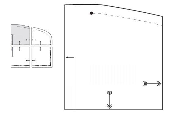 Capa de Tecido para Guardar Roupas Passo a Passo    31