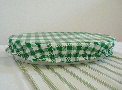 Este cobre-vasilhas é ótima opção de presente para donas de casa prendadas (Foto: comofaz.net)