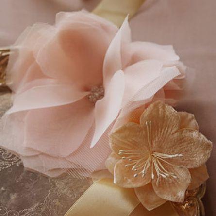 Esta flor de tule é linda e muito interessante (Foto: comofazeremcasa.net)