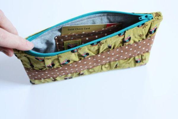 Há muitos modelos de bolsas de mão fácies de fazer (Foto: noodle-head.com)