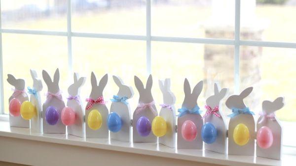 Decoração de Páscoa com artesanato pode sim, ser barata e interessante ao mesmo tempo (Foto: craftysisters-nc.blogspot.com.br)