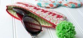 9 Ideias de Case para Óculos Fáceis de Fazer