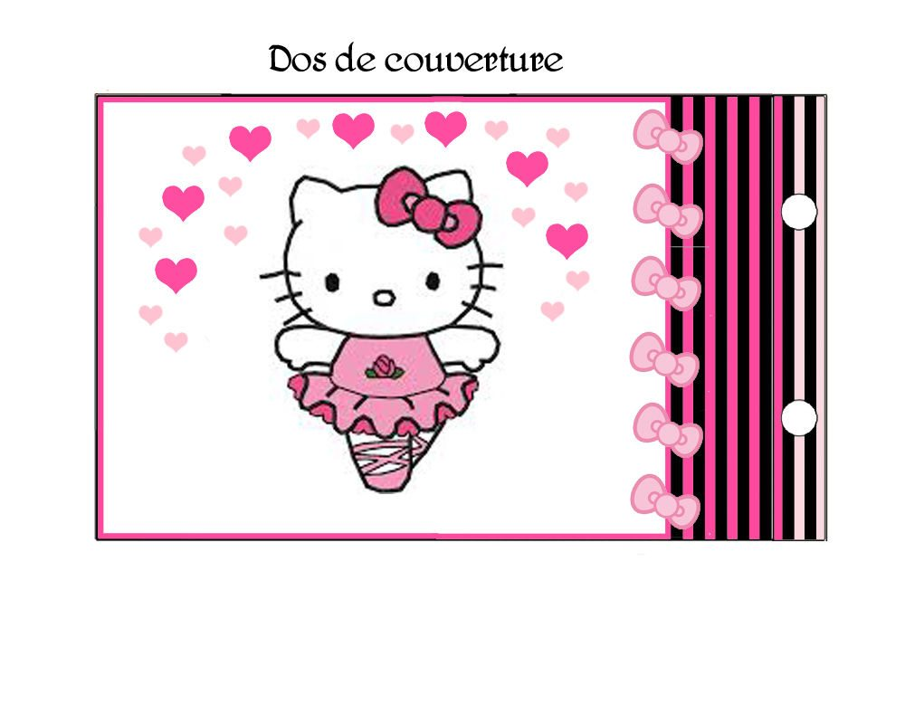 A festa infantil da Hello Kitty tem sucesso garantido (Foto: 1et2et3doudous.canalblog.com)