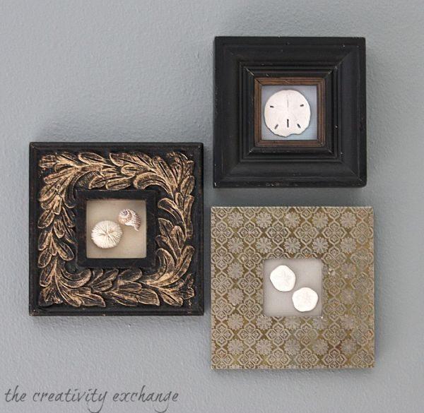 Reaproveitando molduras antigas você consegue peças novas (Foto: thecreativityexchange.com)