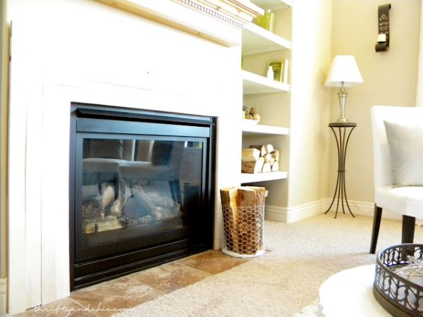 Artesanatos feitos com tela de galinheiro podem frequentar qualquer espaço de sua casa (Foto: thriftyandchic.com)