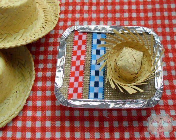 Marmita decorada para festa junina infantil para animar ainda mais a sua festinha (Foto: sinimbu.com.br)