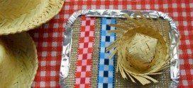 Marmita Decorada para Festa Junina Infantil Passo a Passo