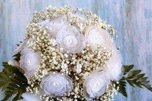 Como Fazer um Buquê de Flores com Material Reutilizado