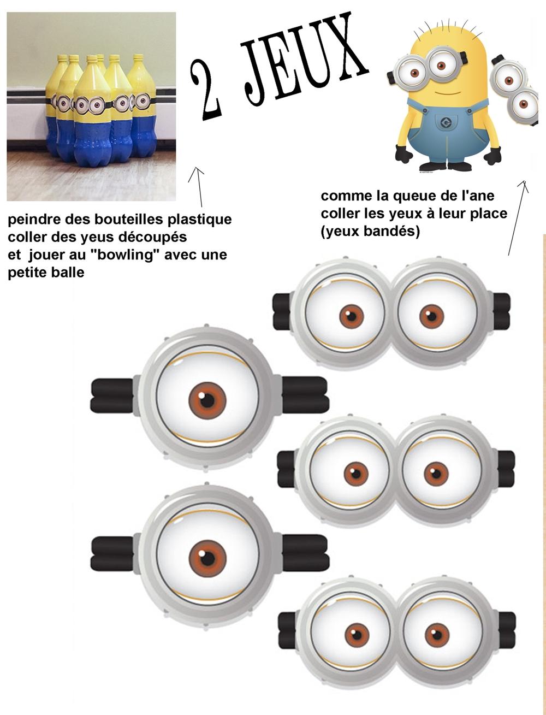 Moldes Dos Minions Para Imprimir E Decorar