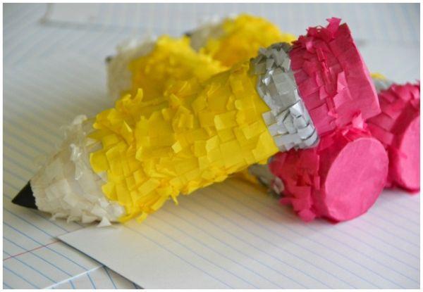 Lembrancinha para dia das crianças na escola pode ser feita em sala de aula (Foto: jacksandkate.com)
