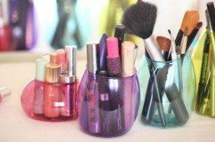Este artesanato com garrafas plásticas pode ter a cor ou o estilo que você preferir (Foto: pluii.com.br)