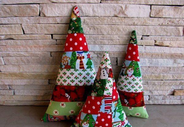 Linda opção de artesanato de Natal 2015 para você deixar a sua casa mais bonita (Foto: polly-falculmaesblogspotcom.blogspot.com.br)
