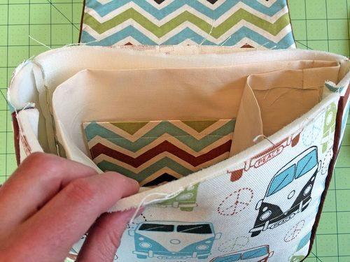 Bolsa de tecido infantil passo a passo : Bolsa infantil de tecido passo a artesanato