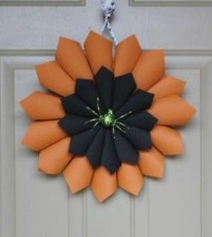 Artesanatos baratos para festa de Halloween podem enfeitar de forma diferenciada (Foto: familylifeinlv.com)