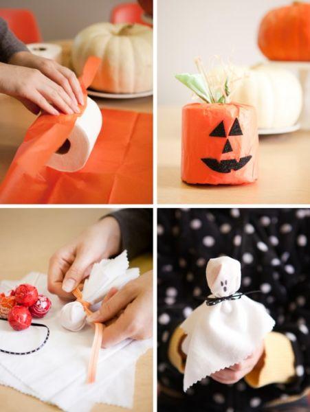Dicas de Artesanatos Baratos para Festa de Halloween    17