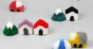 Ideias de Artesanatos Rápidos para Fazer com Pompom