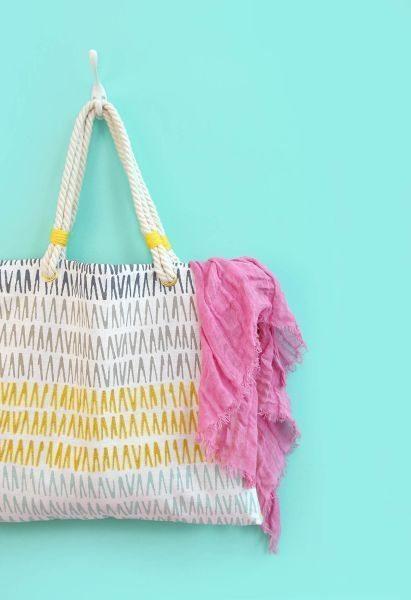 Bolsa De Tecido Facil : Bolsa de tecido f?cil fazer passo a artesanato