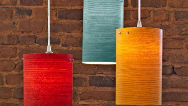 Luminárias feitas com latas são lindas e decoram de forma primorosa (Foto: lowes.com)