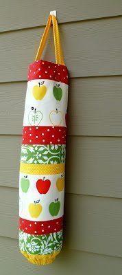 Puxa-saco de retalhos é barato, mas lindo (Foto: phatquartersblog.blogspot.hk)