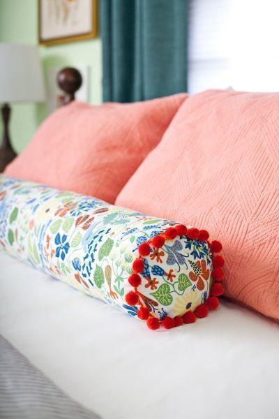 Como Fazer Travesseiro Rolo Passo A Passo Artesanato