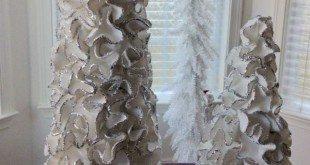 Árvore de Natal em Cone com EVA Passo a Passo