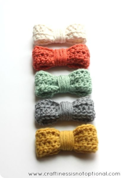 Faça vários deste diferente artesanato com lã (Foto: craftinessisnotoptional.com)