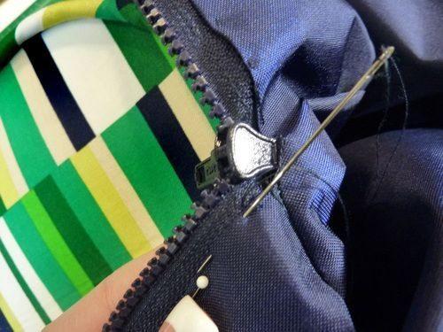 Bolsa De Mão Em Tecido Passo A Passo : Bolsa de gin?stica em tecido passo a artesanato