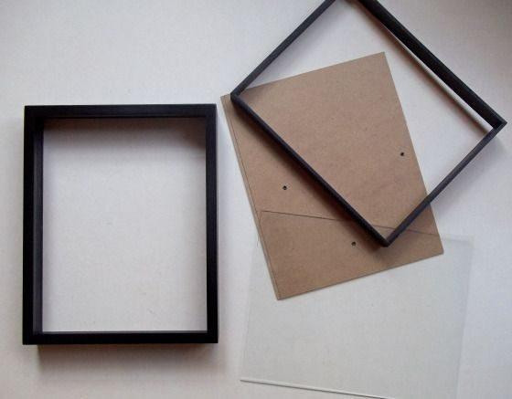 Painel para brincos passo a passo artesanato passo a passo - Como hacer un cuadro con fotos familiares ...